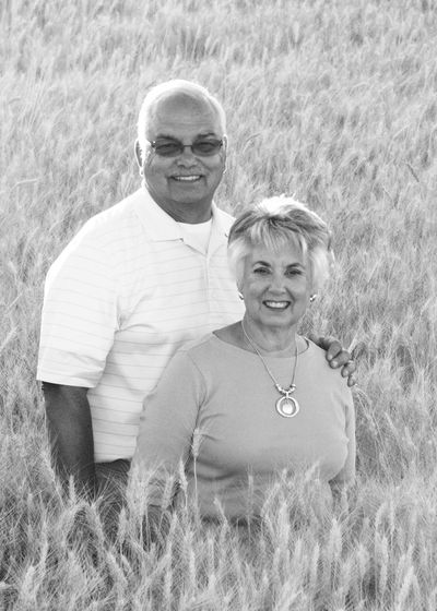 Jim and Vicki Knapp, of Harrington, Wash., have been married 50 years. (ST Rasmussen / Courtesy photo)