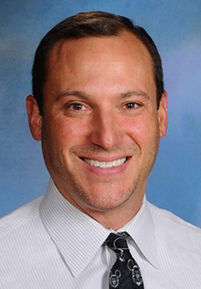 Matthew Handelman, who today was named interim superintendent of the Coeur d'Alene School District.   (Coeur d'Alene School District)