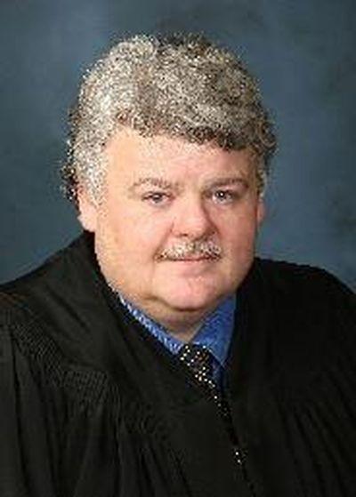 Spokane County Superior Court Judge James Triplet. (Spokane County)