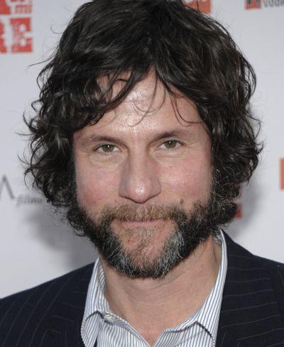 "Matt Piedmont arrives at the premiere of ""Casa de Mi Padre"" in Los Angeles on March 14. (Associated Press)"