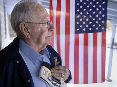World War II vet Ray Daves' experiences are the basis for a new book titled
