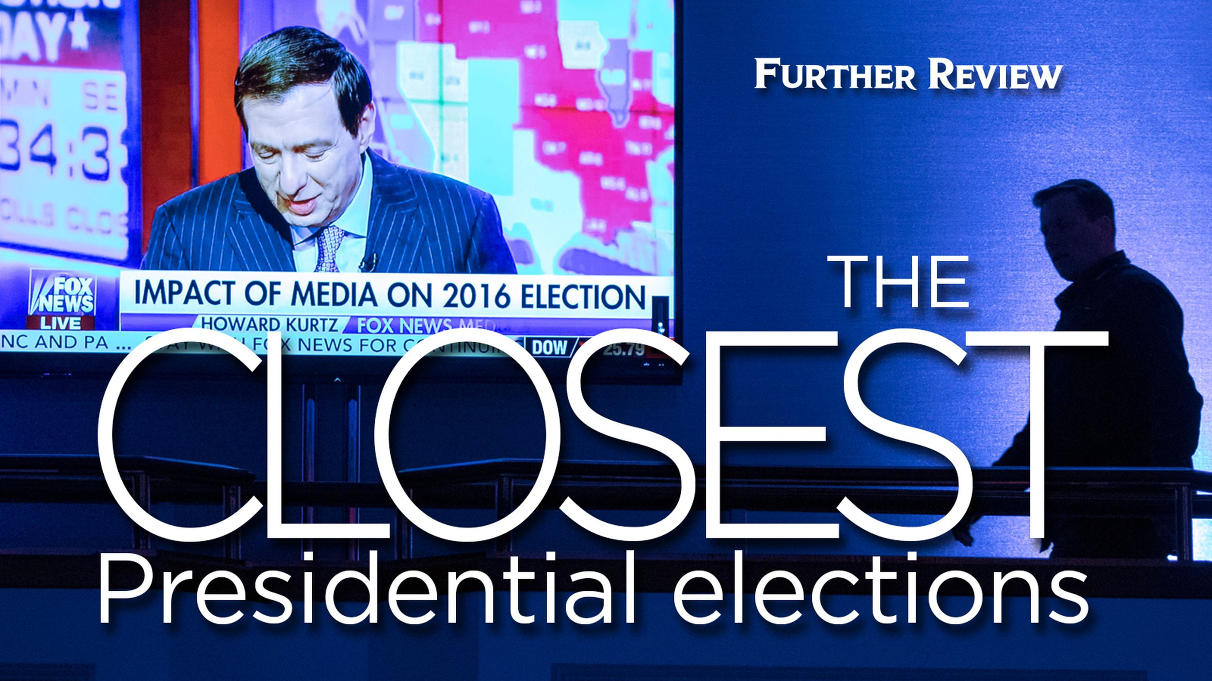 The Closest Presidential Elections The Spokesman Review