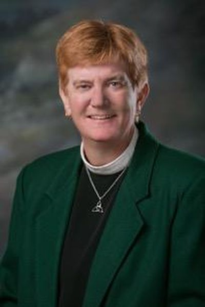 The Rev. Gretchen Rehberg has been elected bishop of the Episcopal Diocese of Spokane.