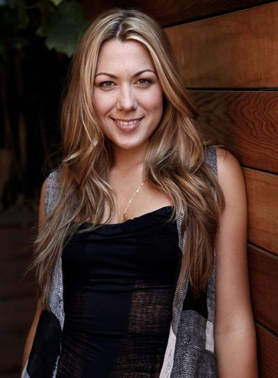 Musician Colbie Caillat performs Tuesday at the Knitting Factory.  (Associated Press / The Spokesman-Review)