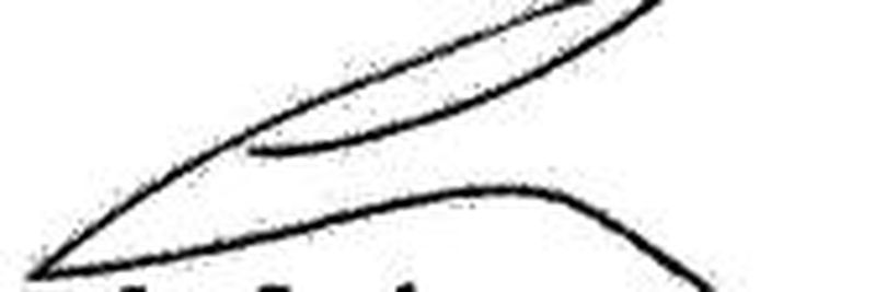 Signature of Spokane City Councilman Jon Snyder. This one comes from a letter he signed on Nov. 26, 2013 to the CEO of Deaconess and Valley hospitals.