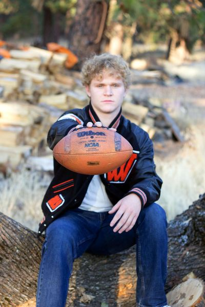 Kyle Mangum will graduate from West Valley High. (COURTESY / COURTESY)