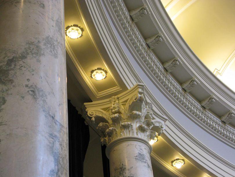 Idaho House chamber (Betsy Russell)