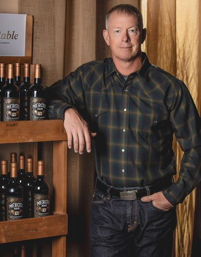 Rob Mercer, the Honorary Grower for the 2020 Auction of Washington Wines, capped the year with news that the Mercer Bros. 2017 Cabernet Sauvignon made Wine Spectator magazine's Top 100 Wines for 2020.  (Auction of Washington Wines)