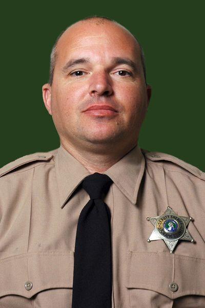Deputy Brian Hirzel is a two-year veteran of the Spokane County Sheriff's Office.
