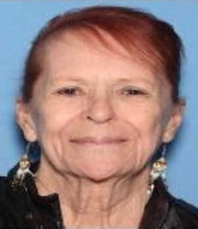 Alberta Russel went looking for her father's home Monday, although he'd passed away in the 1990s. Deputies believe she died from exposure to the cold.  (Washington State Patrol)
