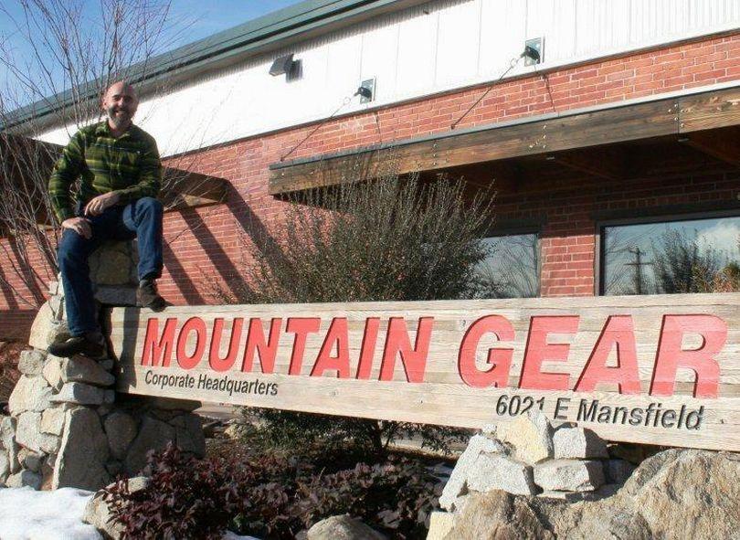 Paul Fish, owner of Mountain Gear based in Spokane. (Courtesy photo)