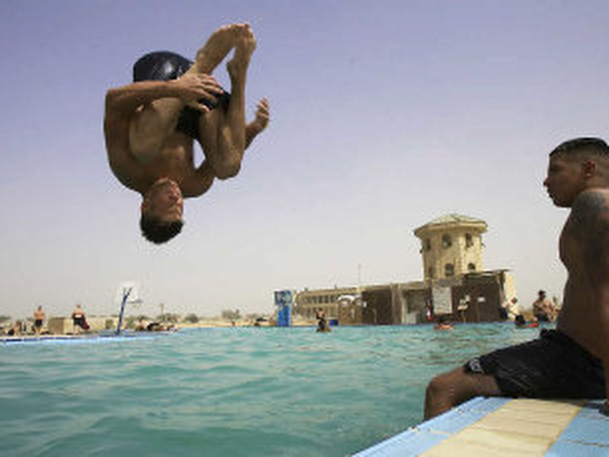 A Summer Vacation In Baghdad The Spokesman Review
