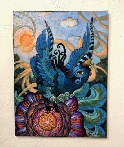 """""""Sun Bird"""" by Dara DeBast  (Courtesy)"""