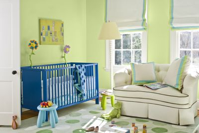 Associated Press Benjamin Moore uses  a new, waterborne colorant system that adds no toxins to its Natura paint. (Associated Press / The Spokesman-Review)