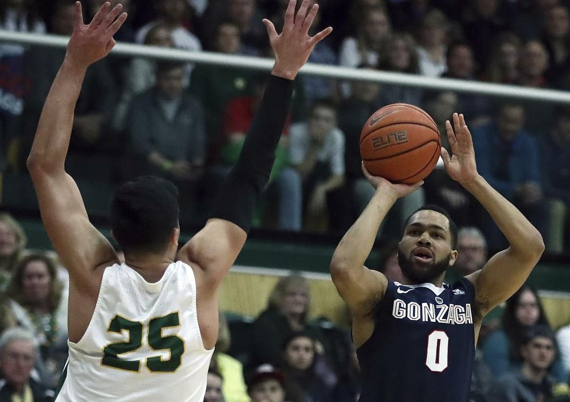 Gonzaga-USF postgame interview: Silas Melson