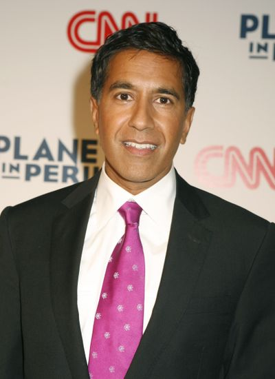 Barack Obama has approached CNN's Sanjay Gupta to be the next surgeon general.  (Associated Press / The Spokesman-Review)