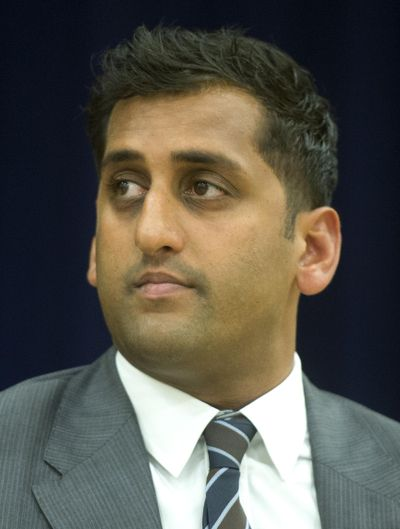 Raheel Humayun (Dan Pelle / The Spokesman-Review)