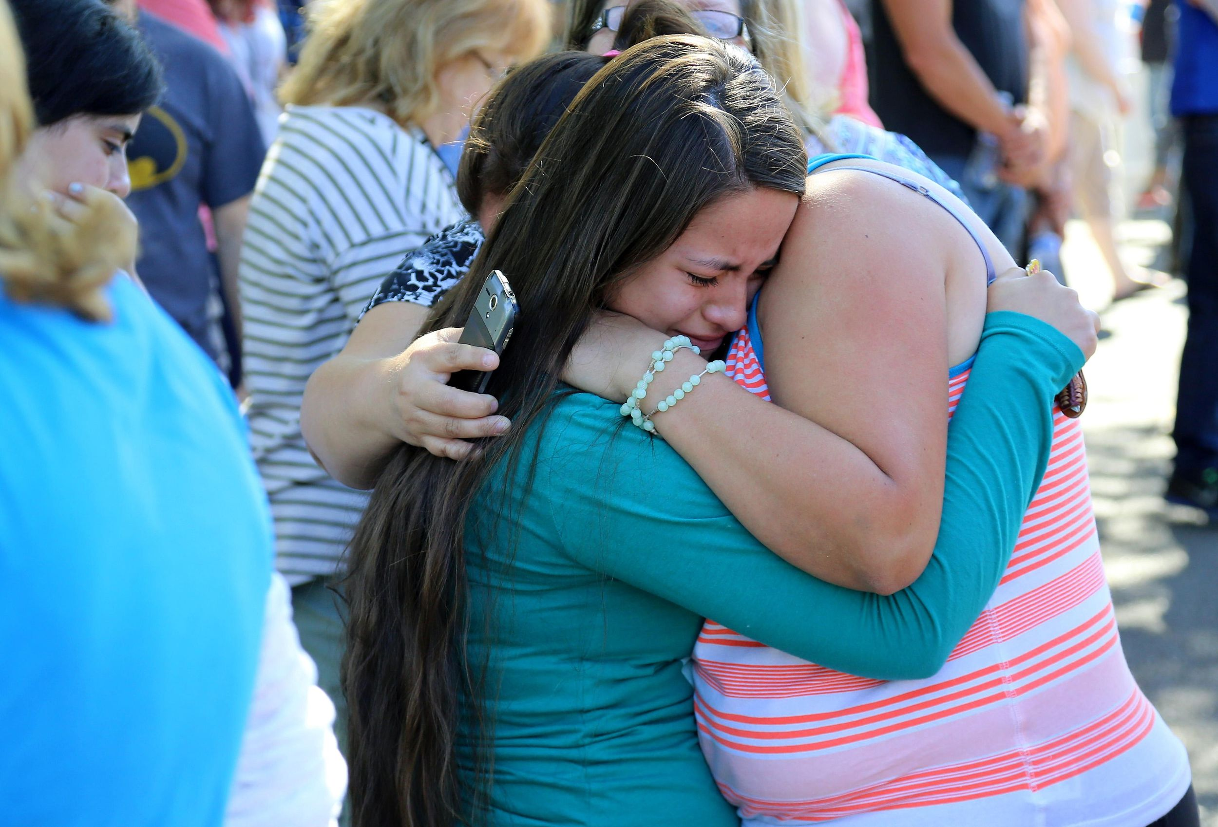 Gunman Opens Fire At Oregon College At Least 10 Killed The Spokesman Review