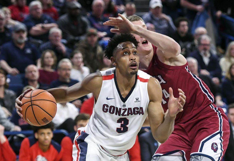 Gonzaga-LMU postgame interview: Johnathan Williams