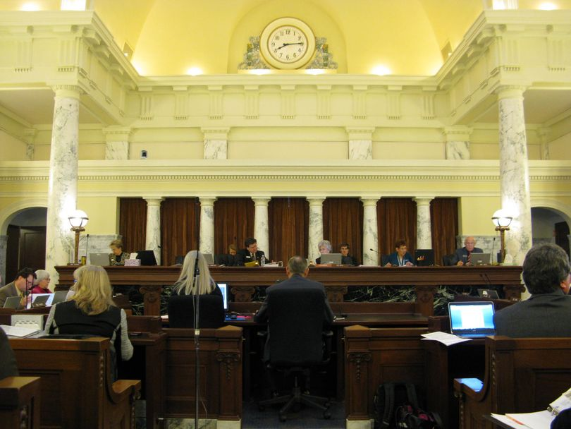 Idaho Legislature's Joint Finance-Appropriations Committee takes its first budget votes on Thursday, on bills from the past year, including those for the wildfire season (Betsy Russell)