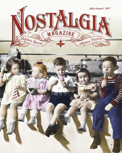 Nostalgia Magazine, devoted  to sharing memories and the Spokane region's history, was founded in 1999 by Byron King. (Courtesy of Nostalgia Magazine)