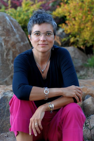 Naseem Rakha's debut novel focuses on a woman's journey to forgiveness.  Photo courtesy of Naseem Rakha (Photo courtesy of Naseem Rakha / The Spokesman-Review)