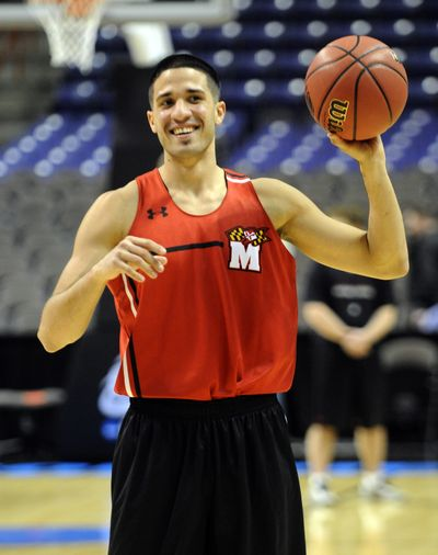 Maryland's Greivis Vasquez came to the U.S. intending to go to Gonzaga.colinm@spokesman.com (Colin Mulvany)