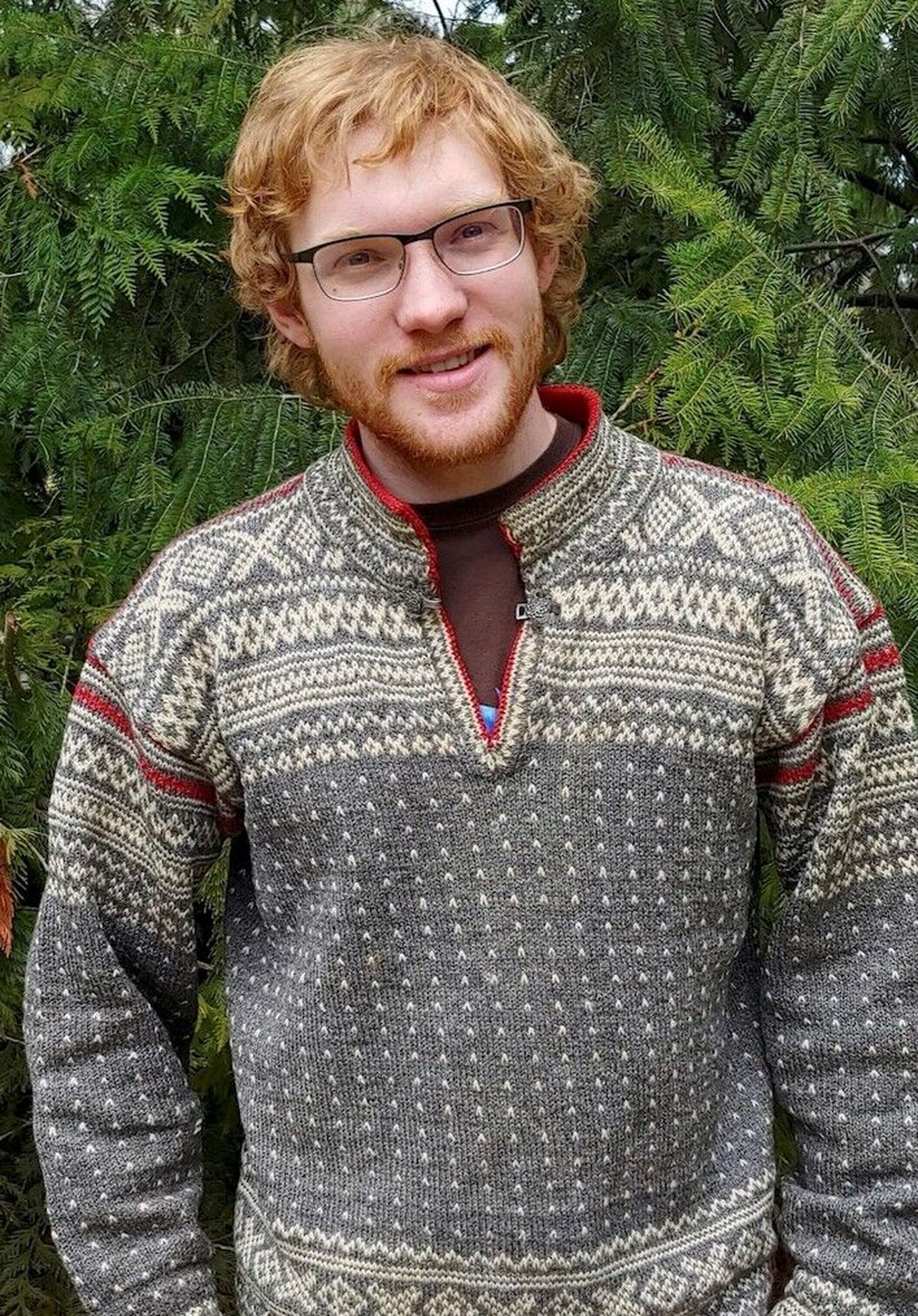 University of Idaho student, recognized with national scholarship, researches how susceptible animals are to COVID-19