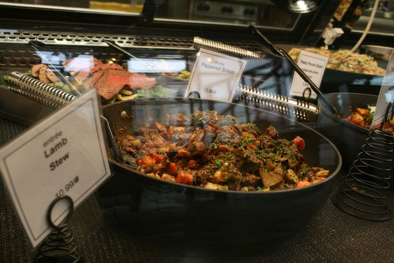Lamb stew is among the offerings in Main Market's deli section (www.mainmarket.coop). (Megan Cooley)