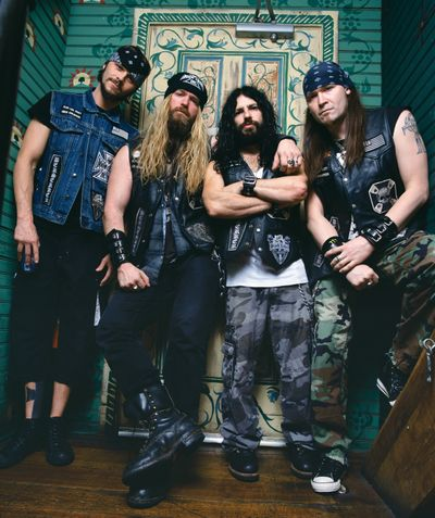 "The Black Label Society plays ""Rock Hard II"" today at the Spokane Arena. Photo courtesy of Black Label Society (Photo courtesy of Black Label Society / The Spokesman-Review)"
