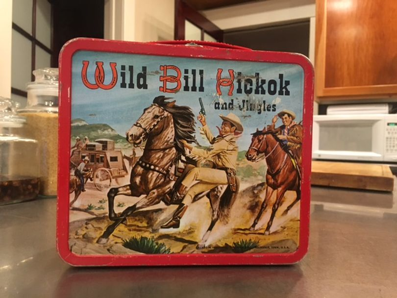 Do you still have your childhood lunch box?