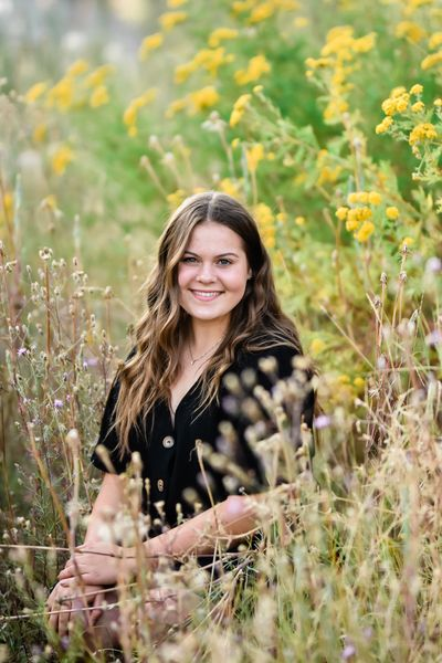 Lauren Ballantyne, who graduates with the Mt. Spokane High School class of 2021, plans to attend Gonzaga University in the fall.  (Courtesy)