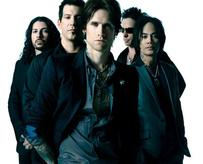 Buckcherry James Minchin (James Minchin / The Spokesman-Review)