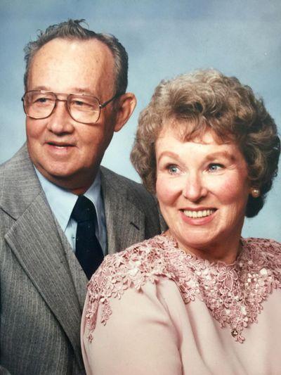 Bill and Beryl Herring, of Spokane, celebrated their 50th wedding anniversary. (Courtesy photo)