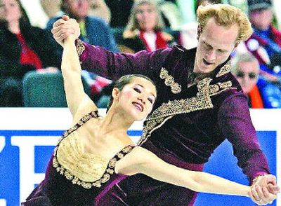 Rena Inoue and John Baldwin bring veteran expertise to Spokane.   (Associated Press / The Spokesman-Review)