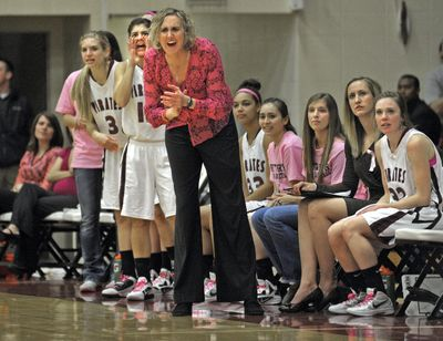 Coach Helen Higgs will take her Whitworth women to Atlanta to face Emory in D3 tournament. (File)