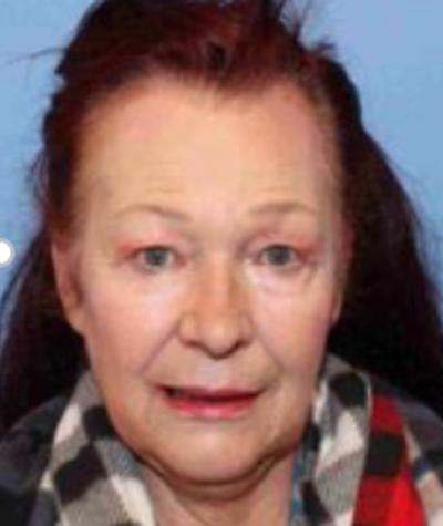Spokane police say Norene Roche, 62, was last seen last Tuesday leaving her north Spokane home.  (Spokane Police Department)