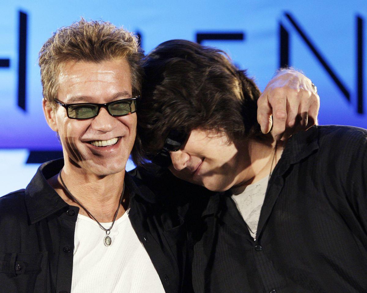 Eddie Van Halen (1955-2020) | The Spokesman-Review