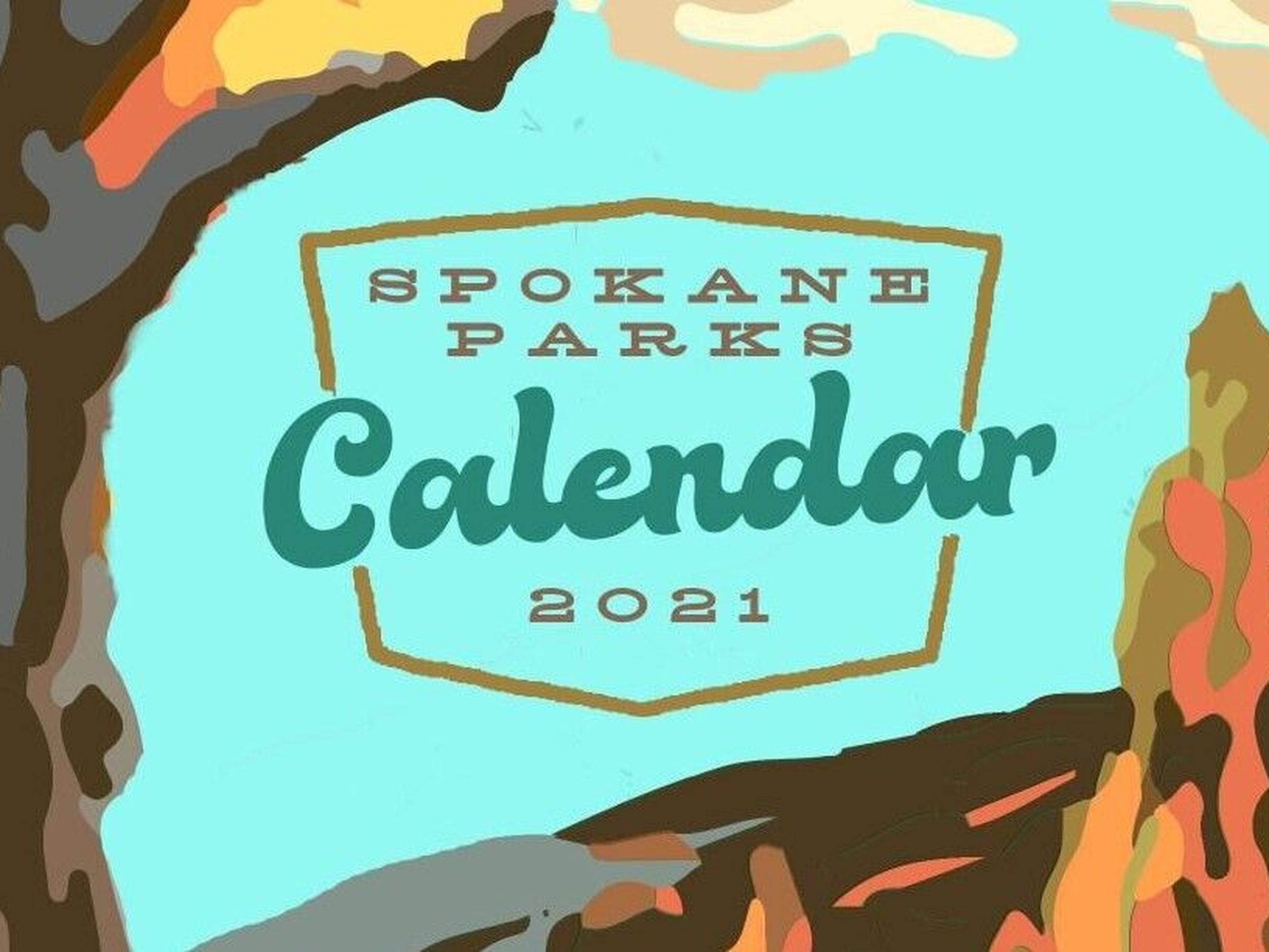 Artist Chris Bovey Features Spokane Parks In 2021 Calendar The Spokesman Review