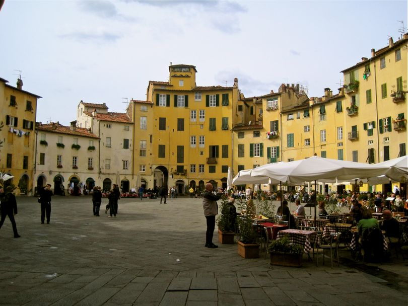 Lucca, Italy. (Cheryl-Anne Millsap / Photo by Cheryl-Anne Millsap)