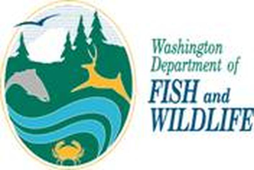 Washington Fish and Wildlife Department (WDFW) agency logo. (Courtesy photo)