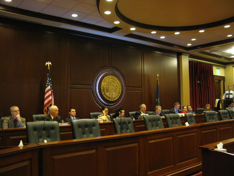 House State Affairs Committee holds hearing on HB 2 on Tuesday morning (Betsy Russell)