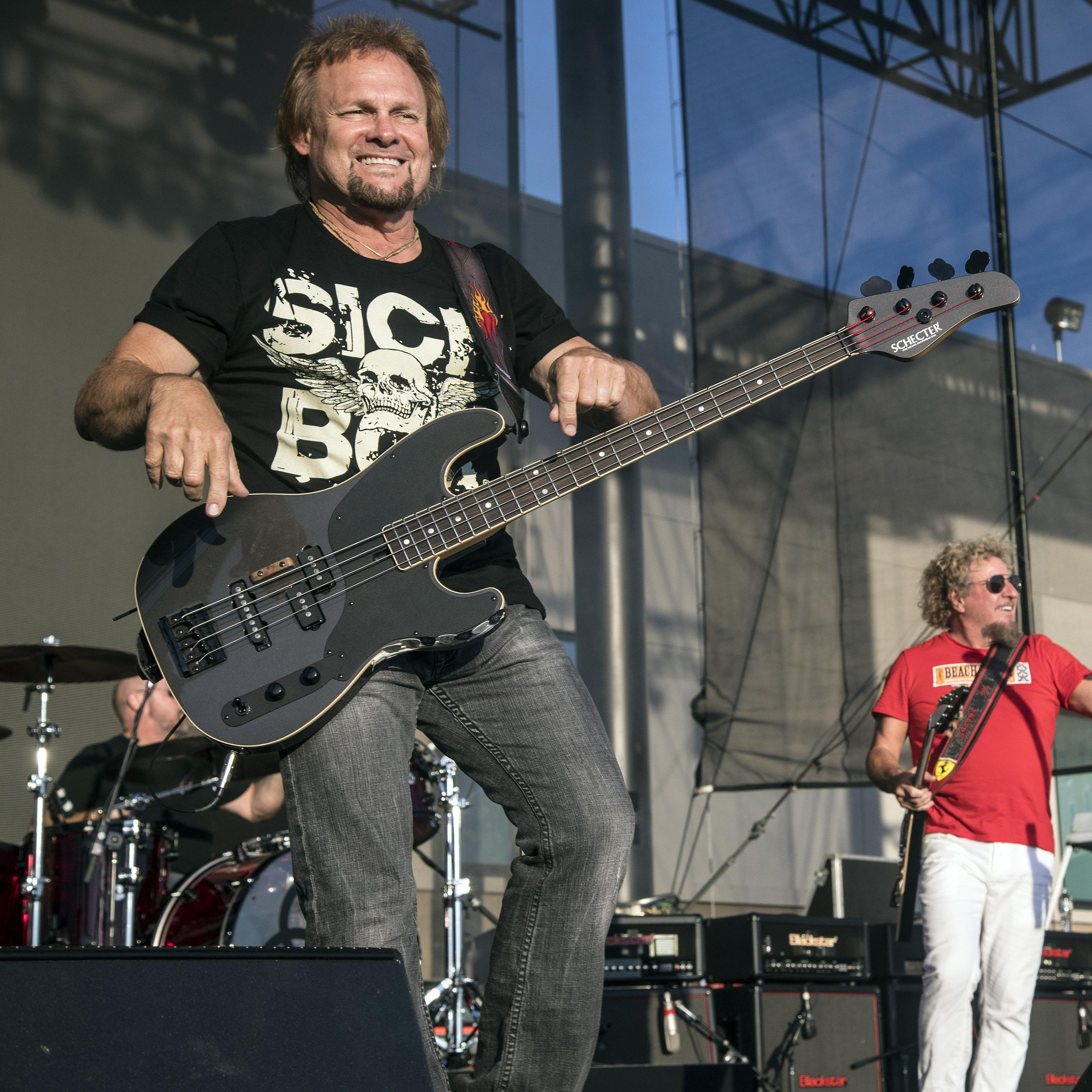 Sammy Hagar Apologizes To Van Halen In Oprah Where Are They Now Clip People Com