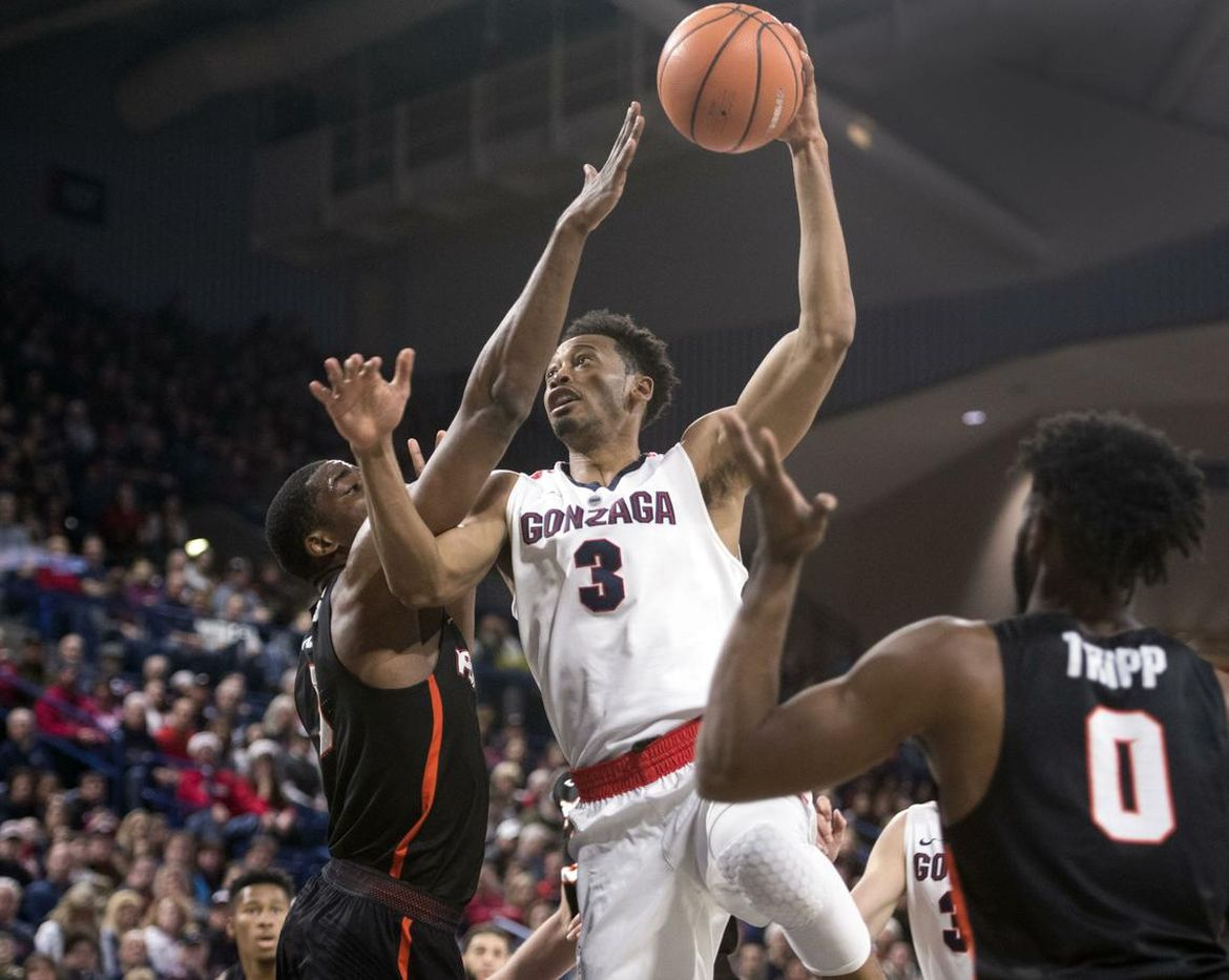 Gonzaga-Pacific postgame interview: Johnathan Williams