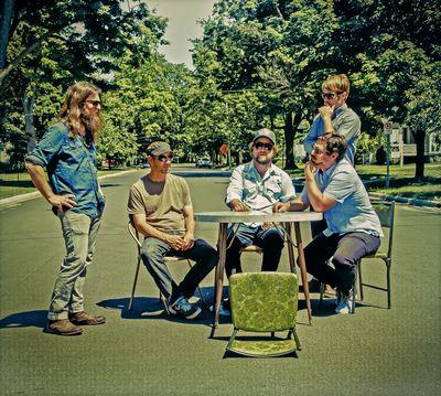 Greensky Bluegrass will perform at The Festival at Sandpoint on Thursday night. (VisualLife / Jamie VanBuhler)