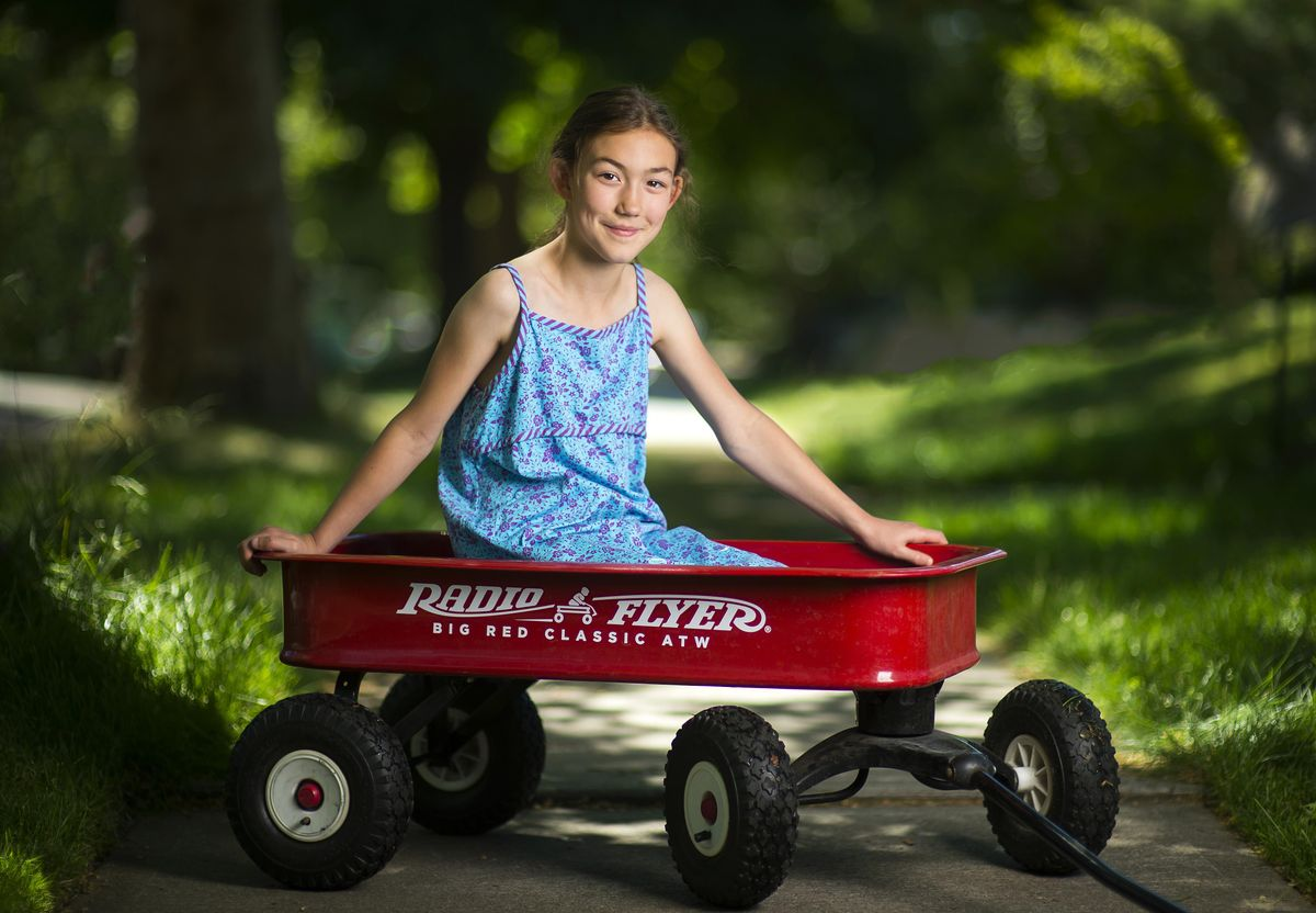 Little Red Wagons Still Making Big Impression The Spokesman Review