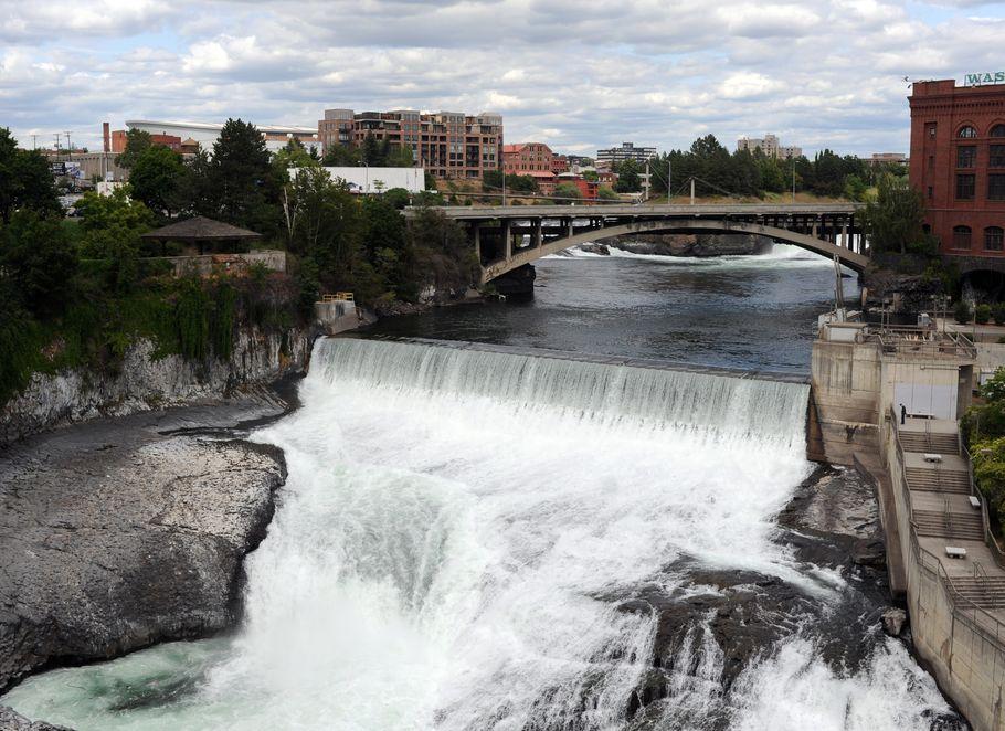 Spokane Falls - A Then & Now gallery at The Spokesman-Review
