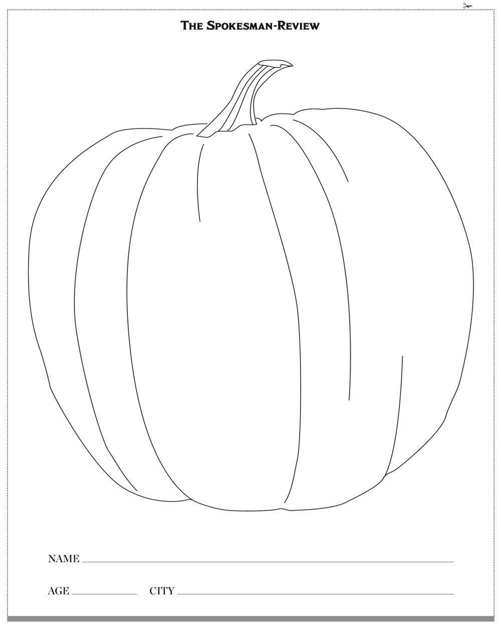 Halloween coloring contest is baaack – boo!