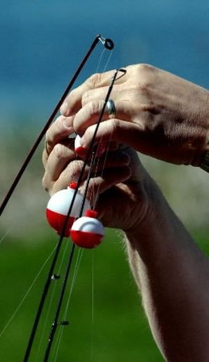 Bobber fishing is a hit with kids. (File)