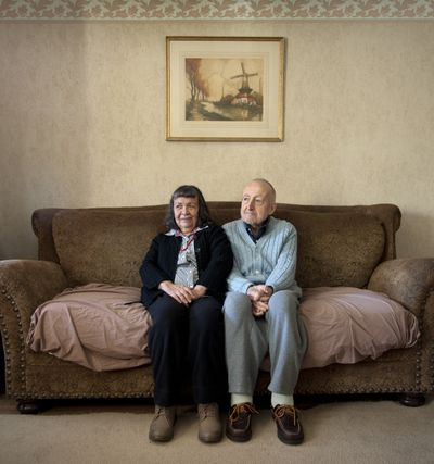 Dolores and Donald Smith have been married for 49 years. (Dan Pelle)